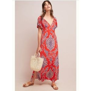 nwt new Anthropologie Correia Dress